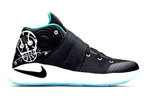 best sneakers 7803e 41f8d Nike Kyrie 2 GS (Court Deck) Black Black-Hyper Jade-White (5. 5Y)  Buy  Online at Low Prices in India - Amazon.in
