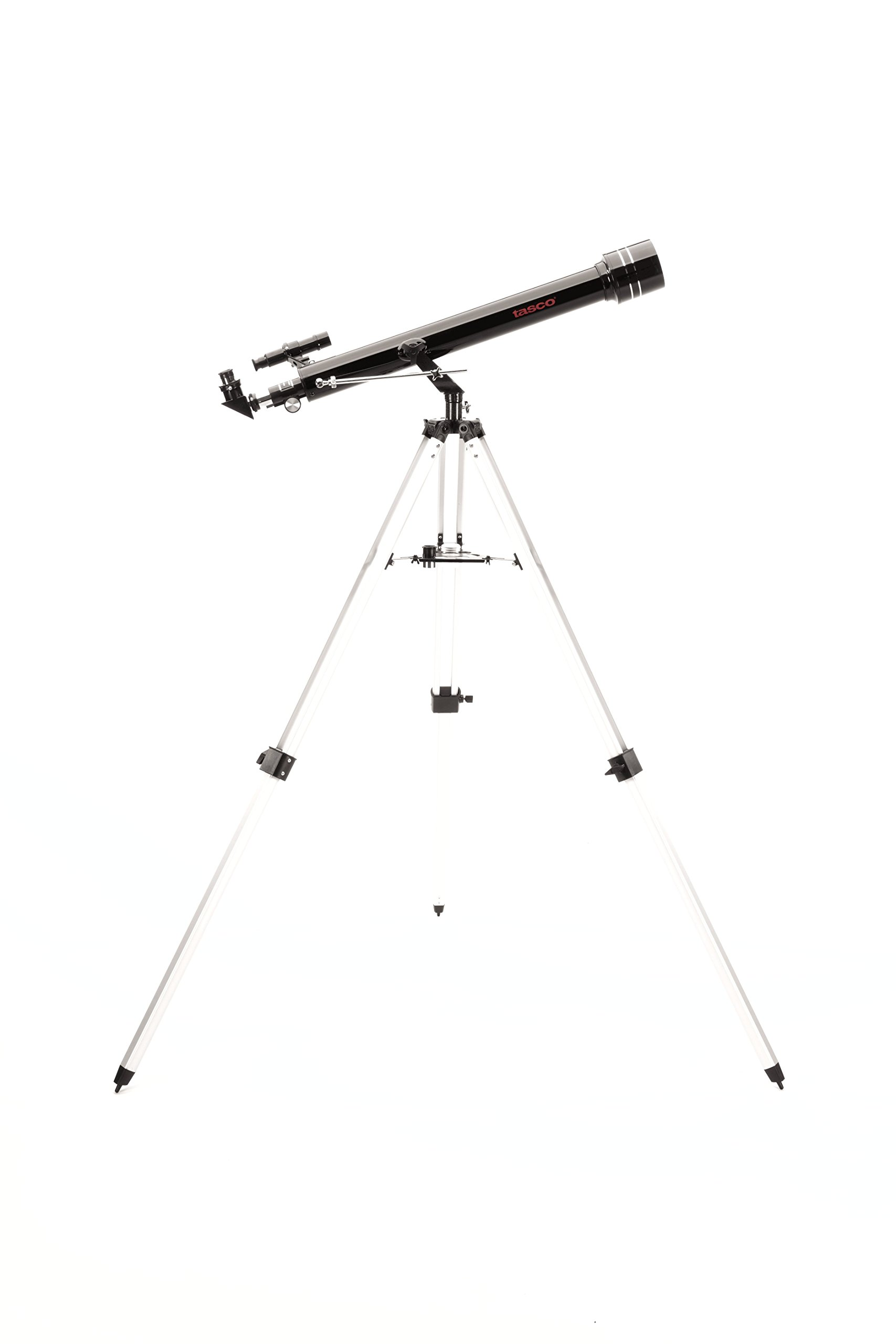 Tasco Novice Refractor Telescope (800-mm x 60-mm)