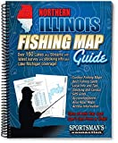 Northern Illinois Fishing Map Guide (Sportsman s Connection) by Jim Billig (2011-03-01)