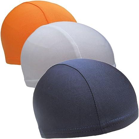 Unisex Cycling Hat Skull Cap Bike Motorbike Under Helmet Windproof Solid Casual