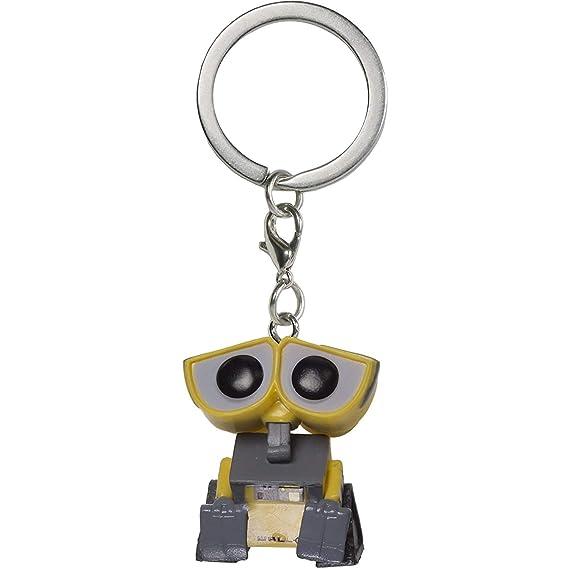 Wall-E: Funko Pocket Pop! Disney Wall-E - Llavero de Pared ...