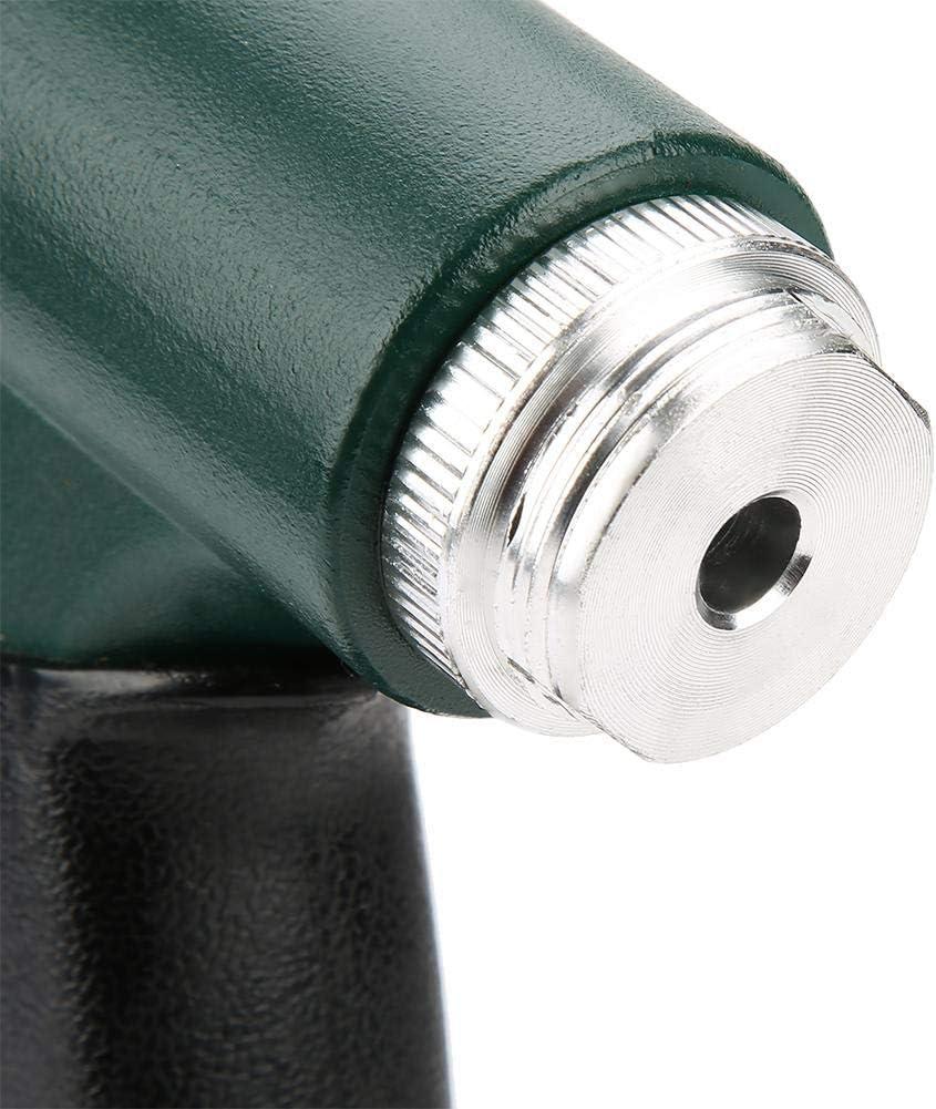 Rivet pneumatique pneumatique pneumatique /à air industriel hydraulique Pop Rivet Pistolet Pneumatique Kit Outil de 2,4-4,8 mm avec /étui de transport