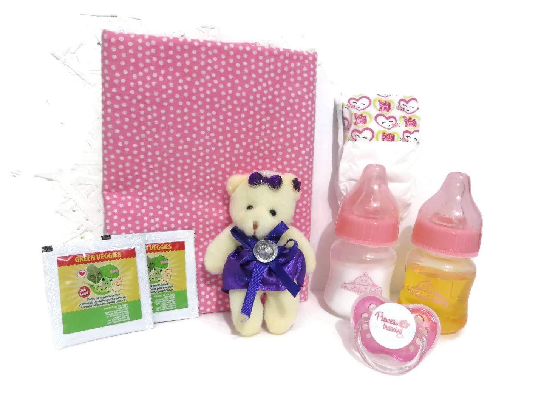 【全商品オープニング価格 特別価格】 カスタムセットfor Baby Blanket(カラー/ Alive/ + Snackin Lily – ボトル2oz Fakeミルクジュース+ Bear ( Colors/ Designs Vary ) + Blanket(カラー/ Designs Vary ) + Princessおしゃぶり+ベビーAliveおむつDesigns vary- no doll- 8yrs + B0773SRLSQ, 貸衣裳 ぽえむ:f512efbc --- beyonddefeat.com