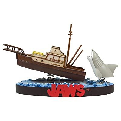 Factory Entertainment Jaws Orca Attack Premium Motion Statue: Toys & Games