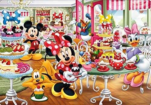 60 Piece Silhouette Piece Child Puzzle Welcome to Disney Suites Shop