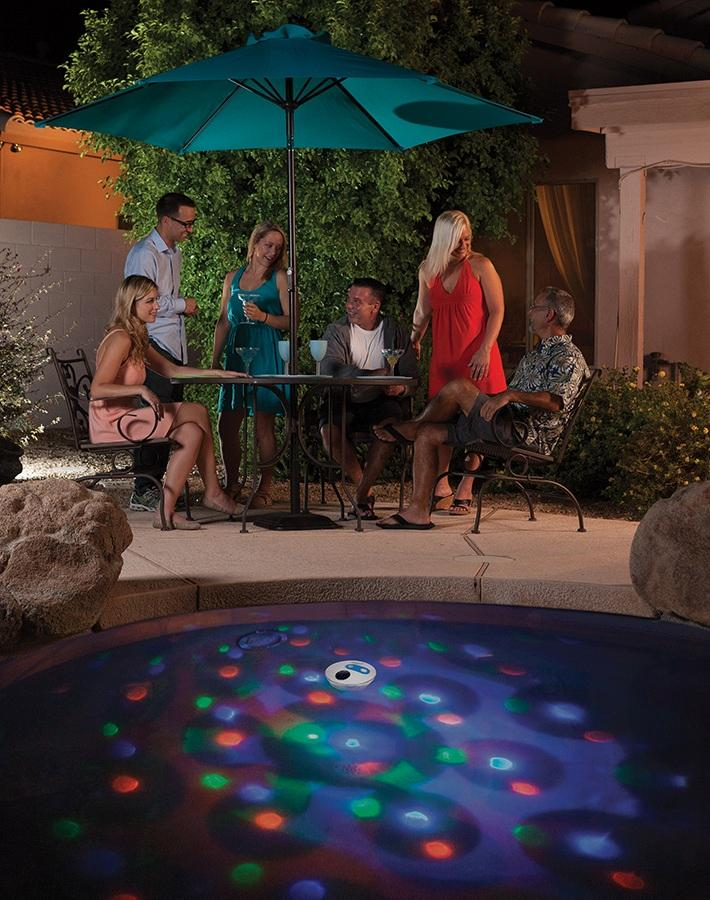 Amazon Com Game Solar Underwater Light Show Patio