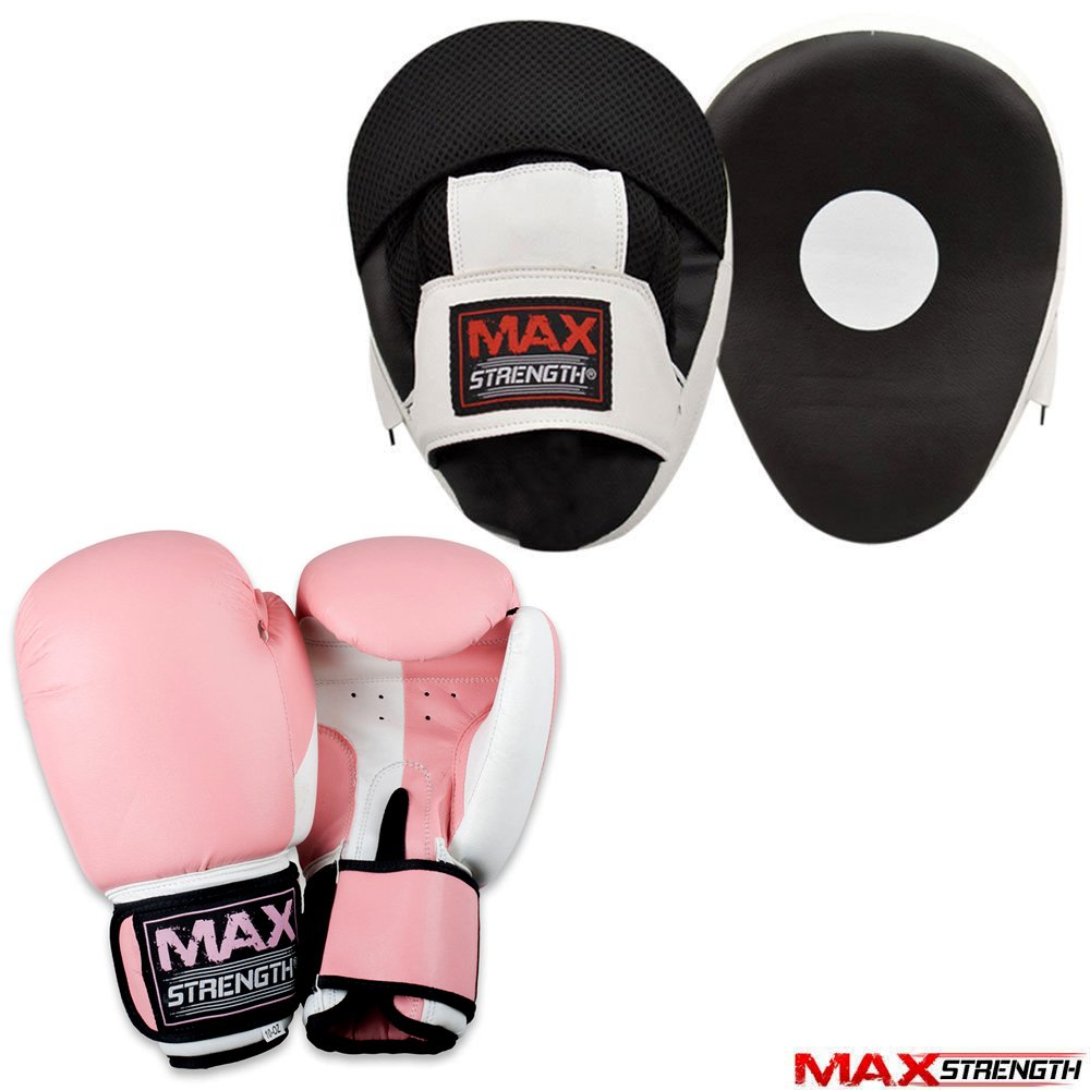 Mittens in Max Metal Gel Boxing Gloves