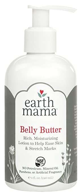 26a9ef92e609c5 Amazon.com  Earth Mama Belly Butter to Help Ease Skin and Stretch ...