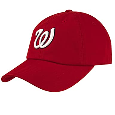 ab486367a Washington Senators Washed Cotton Twill Baseball Cap by American Needle