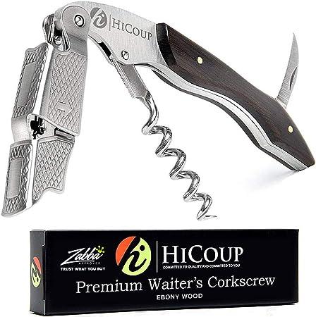 Se deje engañar por el precio no, se trata de un excelente, resistente camareros cuchillo en calidad