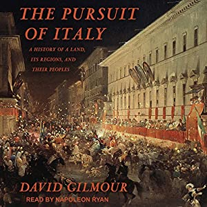 The Pursuit of Italy Audiobook