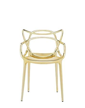 Amazon.com: Kartell Masters Silla Por Philippe Starck con ...