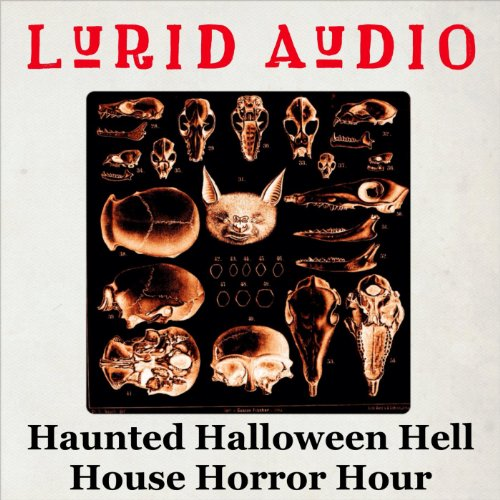 (Haunted Halloween Hell House Horror Hour (Maleficent Sound Effects &)