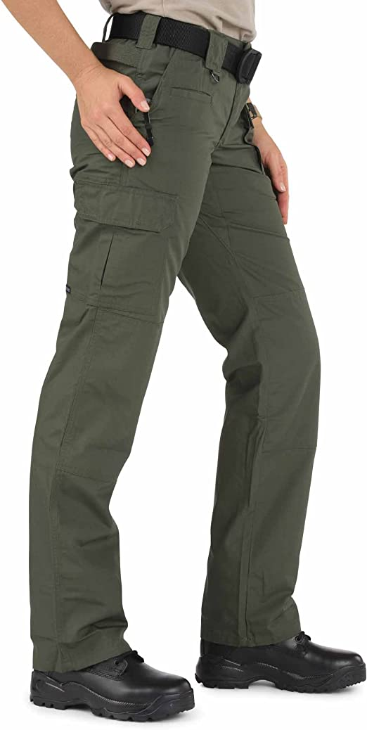 Ladies Womans Wide Leg cargo cambat Canvas Trousers 10 12 14 16 18 20 BRAND NEW