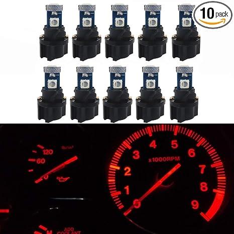 Amazon.com: WLJH - 10 unidades de bombillas LED de color ...