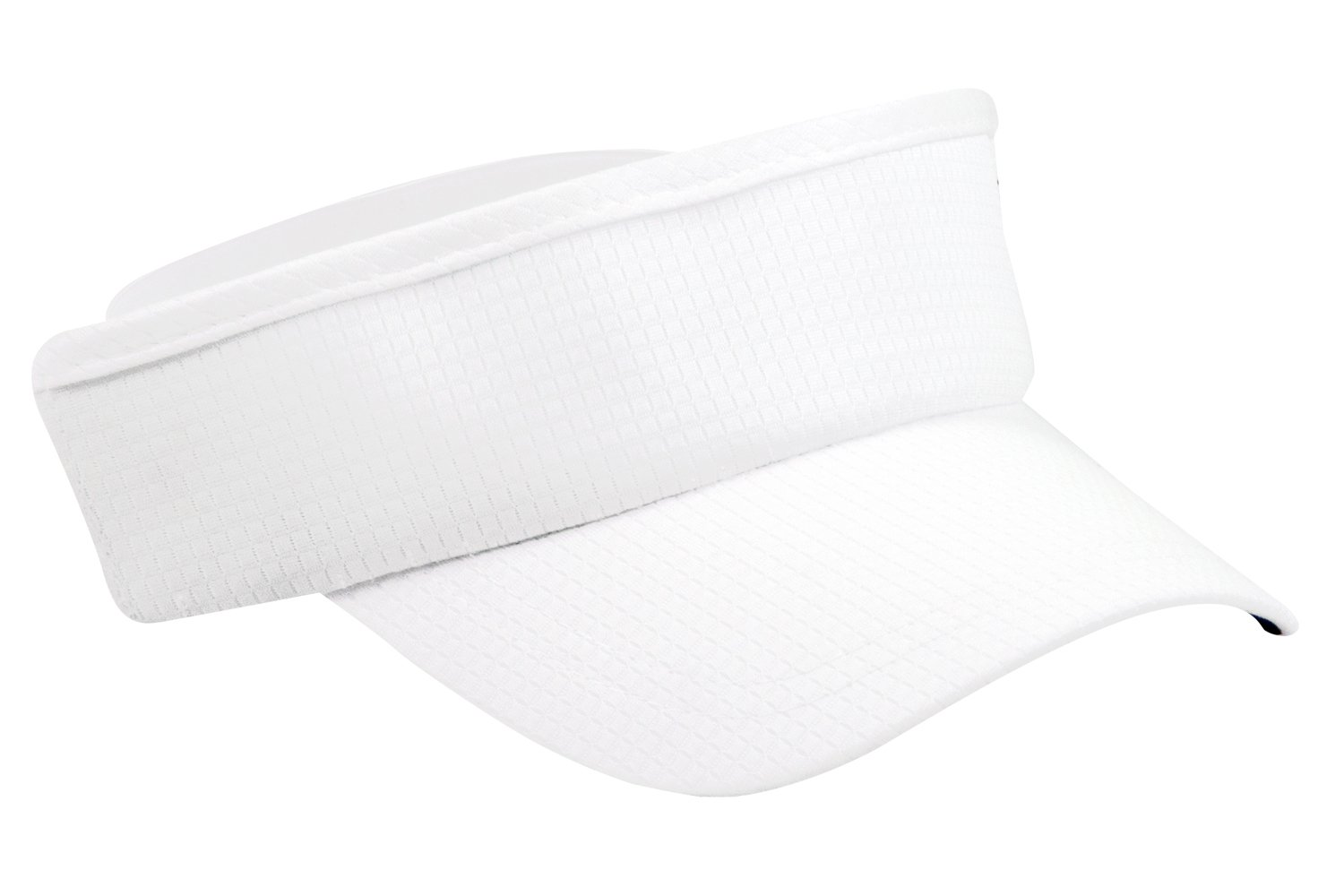 Headsweats Supervisor Sun Visor, White, One Size by Headsweats