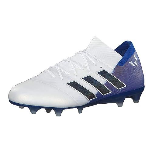 adidas Nemeziz Messi 18.1 FG, Botas de fútbol para Hombre: Amazon.es: Zapatos y complementos