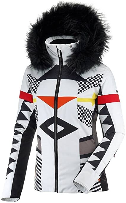 FemmeMulticolore Lavaredo Jktvft Duvillard de Veste Ski gbf76y