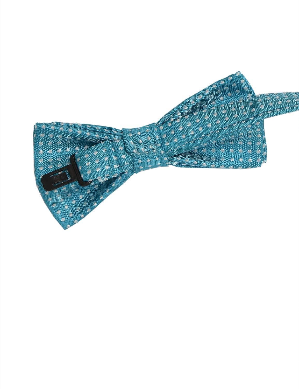 YaGe Boys Handmade Polka Dot Pre-tied Bow Ties A614