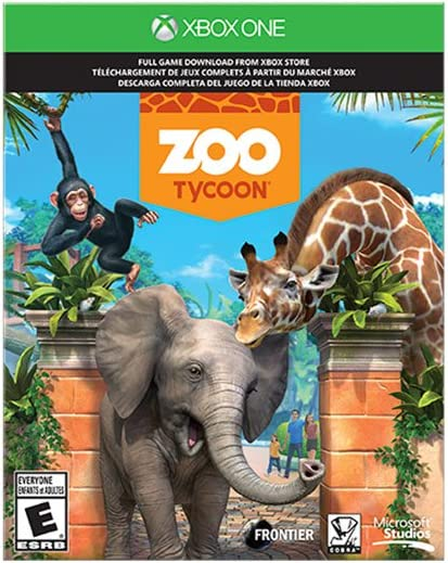 Zoo tycoon game download