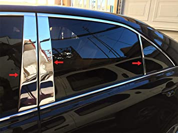 Door Handle For 2007-2011 Toyota Camry Rear Left or Right Outer All Chrome