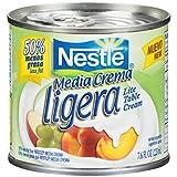 Media Crema 50% Less Fat Lite Table Cream, 7.6 fl oz