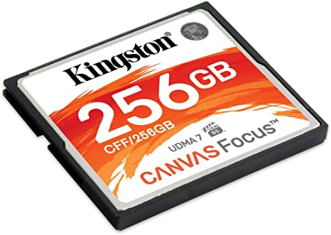 Image result for Canvas Focus CompactFlash Memory Card for DSLR Cameras png