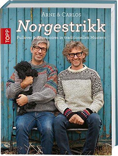 Norgestrikk: Pullover & Accessoires in traditionellen Mustern