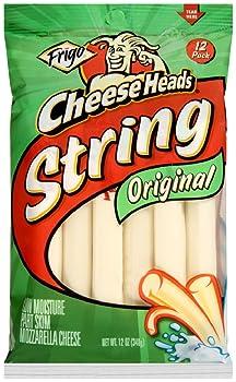 Frigo High In Calcium String Cheese