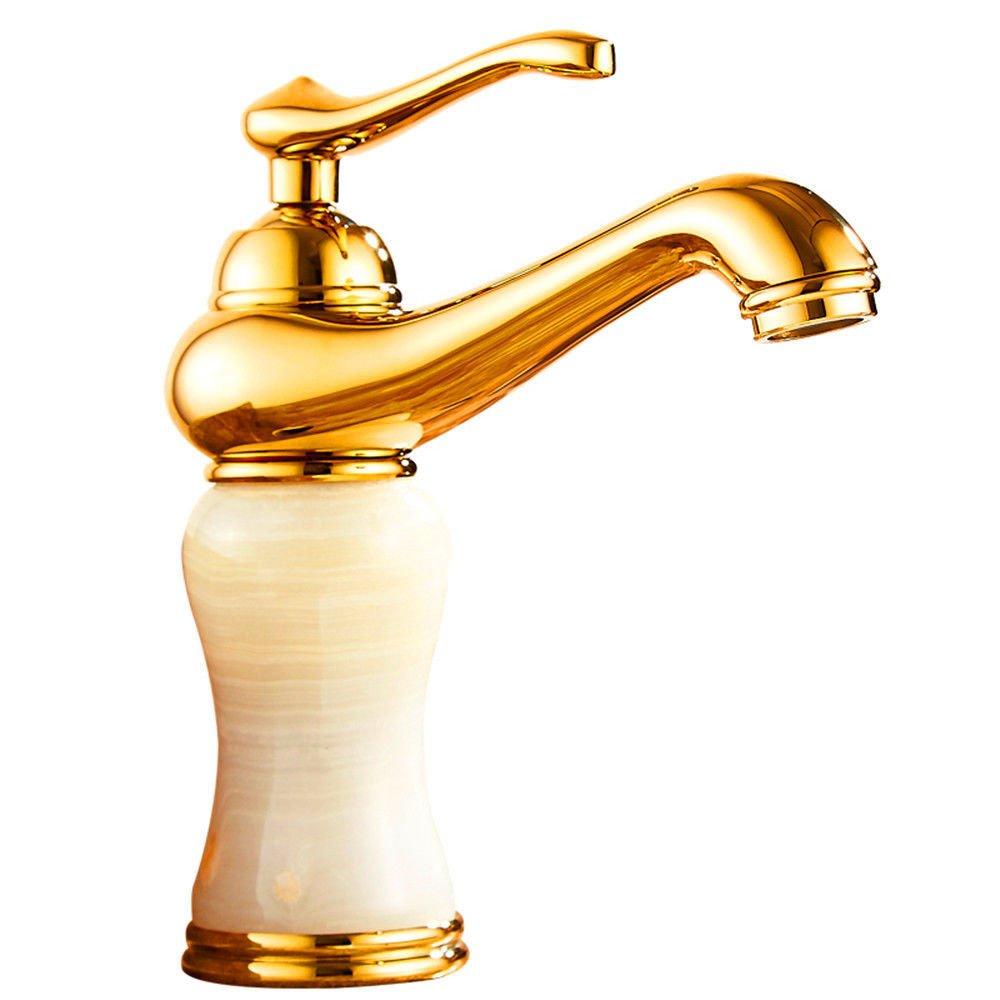 Good quality Antiquitäten Becken Spül Mischer Tap Hahn des kupfernen Hahnbeckens des heißen und kalten Wasserhahns des Hahnes Retro-