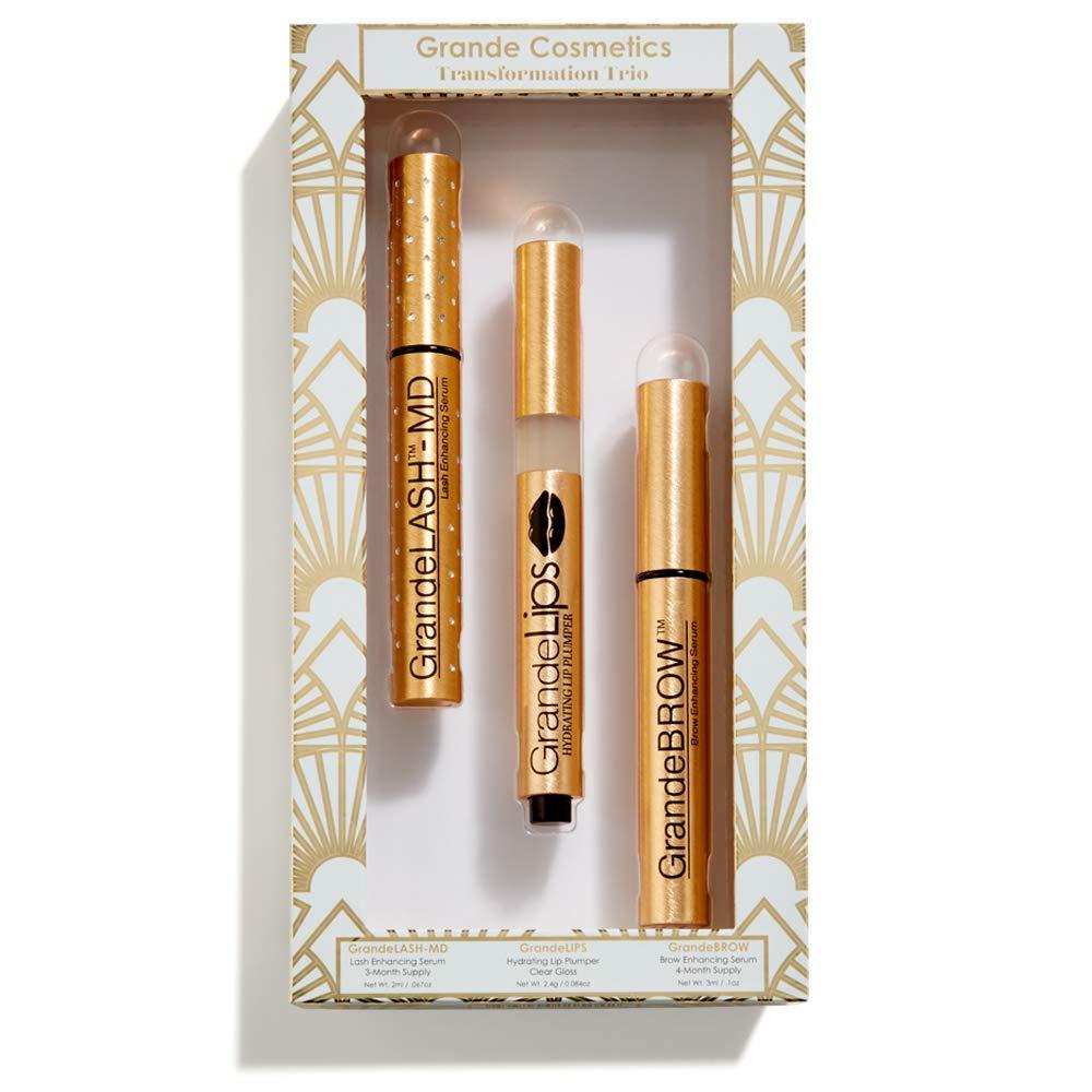 Grande Cosmetics Limited Edition Transformation Trio Set