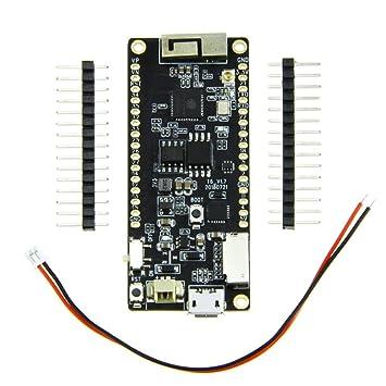 kofeilun TTGO T8 V1.1 ESP32 4 MB TF Tarjeta de Memoria ...