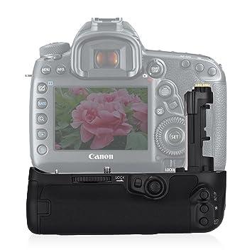 Powerextra bg-e20 Reemplazo de empuñadura de batería para Canon ...