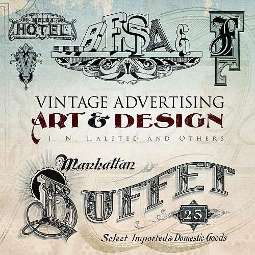 Vintage Advertising Art And Design (Dover Pictorial Archive)