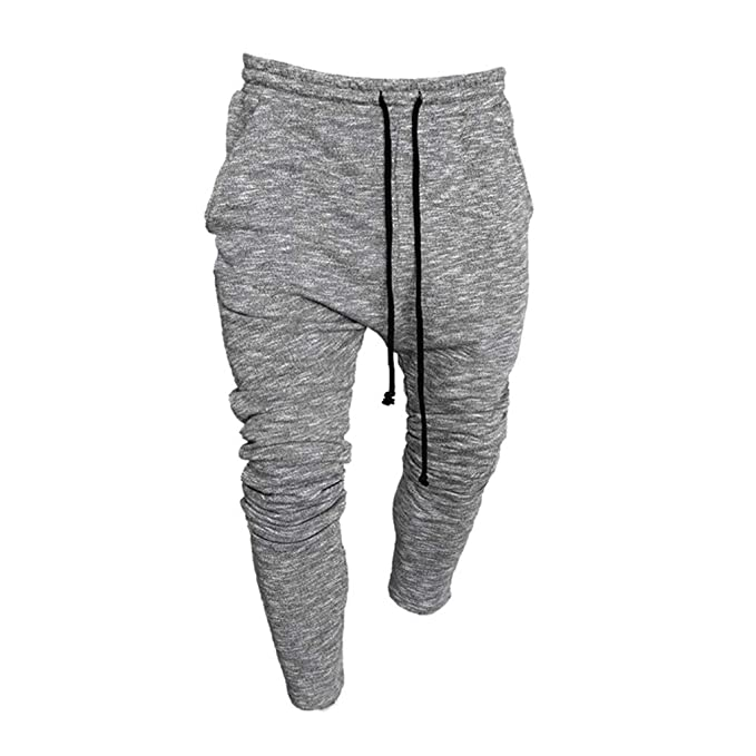 Herren Sporthose Slim Fit Freizeithose Jogginghose Yoga