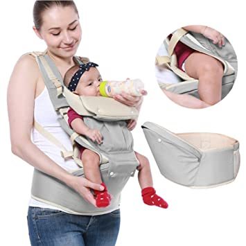 Baby Sling Wrap Baby Carrier 3 In 1 Newborn Baby Infant Front
