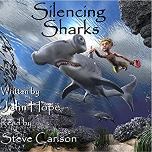 Silencing Sharks Audiobook