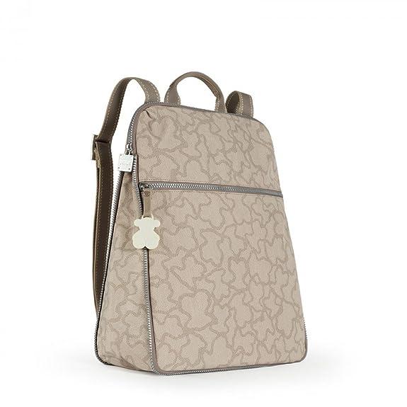Damen Rucksackhandtasche beige stein Tous XArSO91L1X