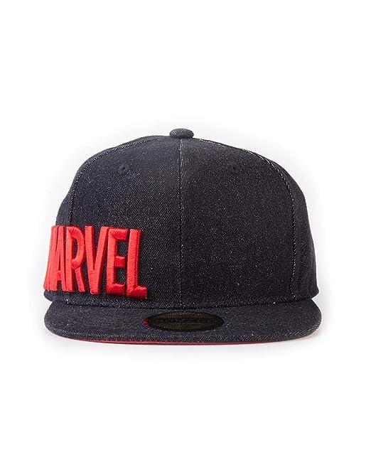 Marvel SB633125MVL Gorra de béisbol, Multicolor, S Adultos Unisex ...