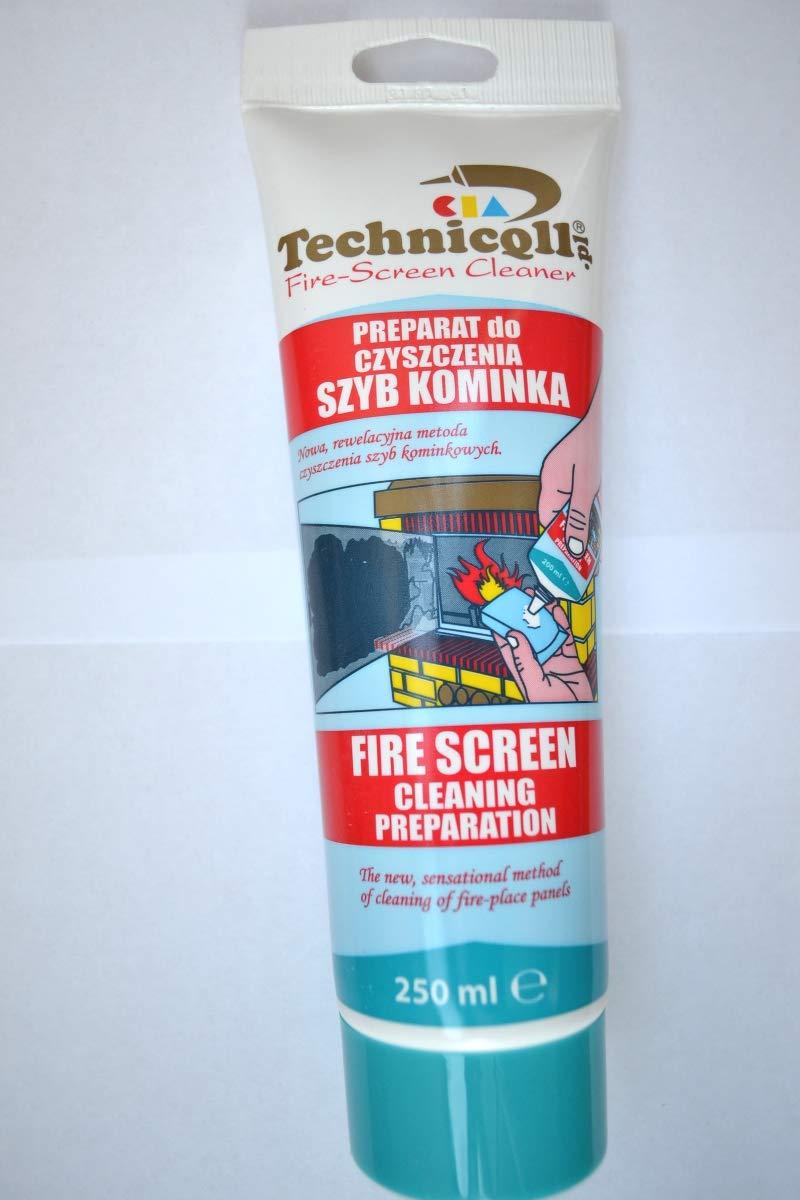 Limpiador para chimenea de cristal para estufa fuego Protector de horno 250 ml alta calidad Nueva: Amazon.es: Bricolaje y herramientas