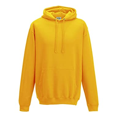 c22e6e62 Image Unavailable. Image not available for. Colour: Gold Coloured AWDIS  College Hoodie