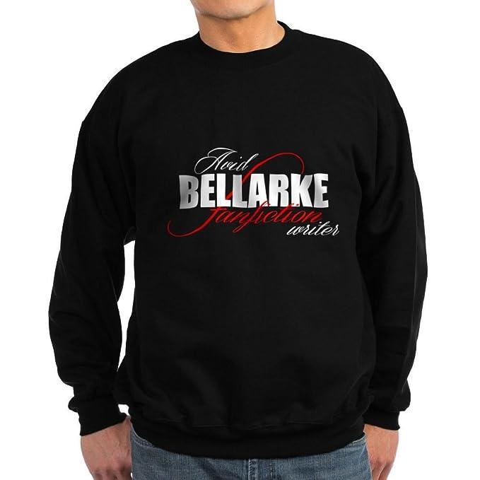 CafePress - The 100 - Bellarke Fanfiction Wr Sweatshirt (Dark