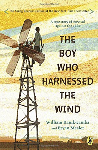 Boy Harnessed Wind Young Readers product image