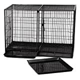 ProSelect Steel Modular Cage, X-Tall, Black