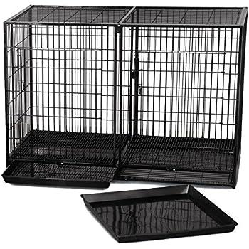 Amazon.com : Groomer's Best 9-Unit Cage Bank : Pet Cages : Pet Supplies