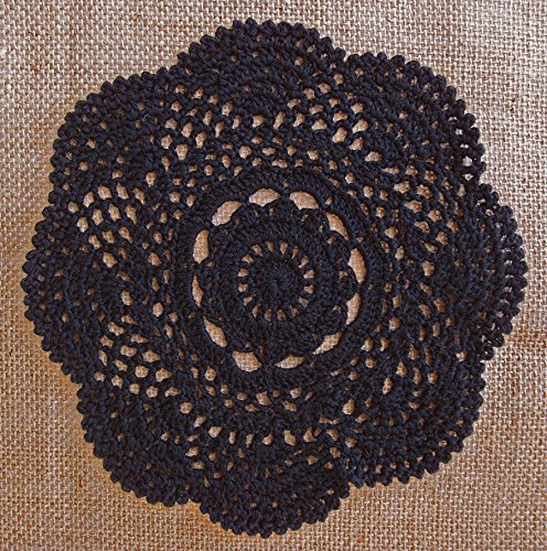 Crocheted Doily New Handmade - Quasimoon 8