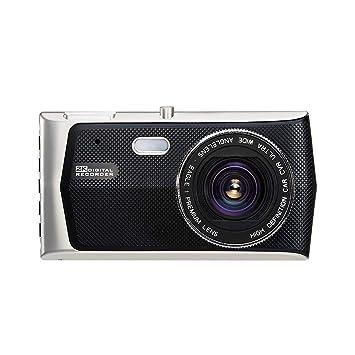 Podofo DVR Grabador Pantalla táctil 4 Dash CAM Dual Lens ...