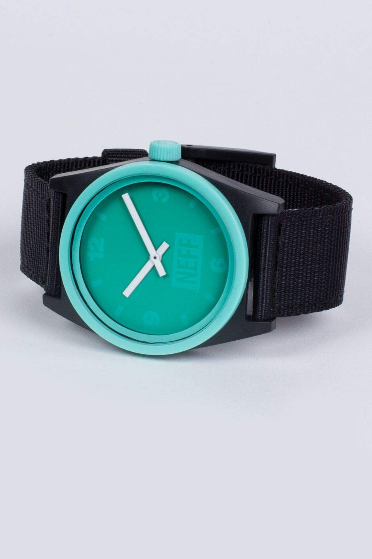 neff Men's Analog-Quartz Sport Watch with Plastic Strap, Multi, 23 (Model: NF0201-4) by NEFF