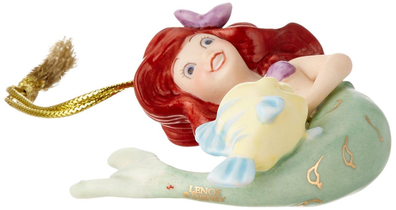 Lenox Disneys Frozen Snow Queen Elsa Ornament 853555
