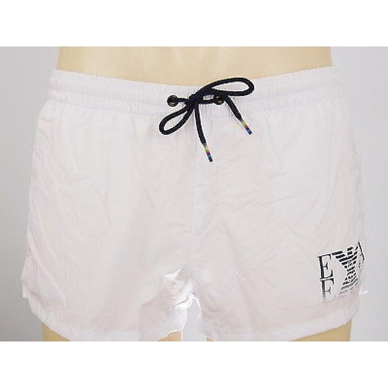 Boxer shorts beachwear EMPORIO ARMANI 211636 T.XXL 4P439 a. c. WHITE 00010